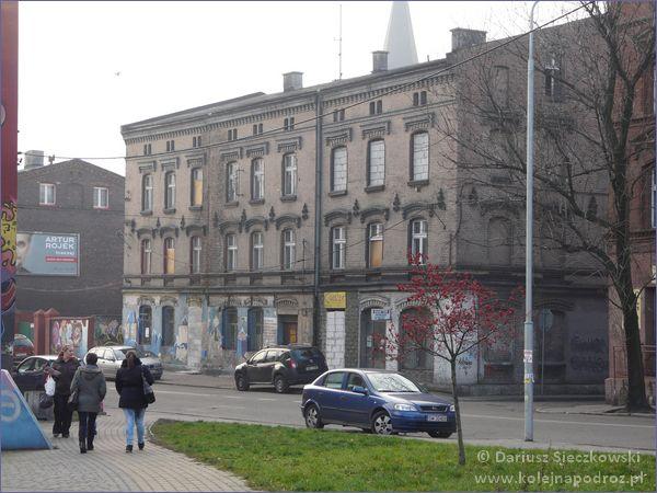 Świętochłowice - ulica Pocztowa