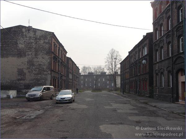 Świętochłowice - ulica Reja