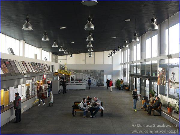 Zabrze - dworzec kolejowy