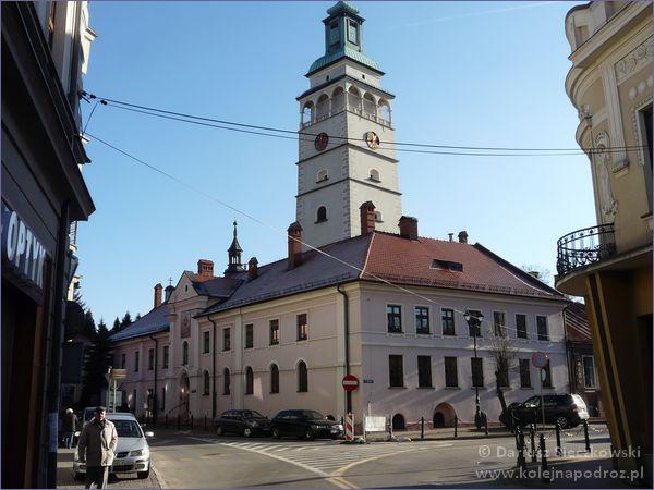 biblioteka i wieża