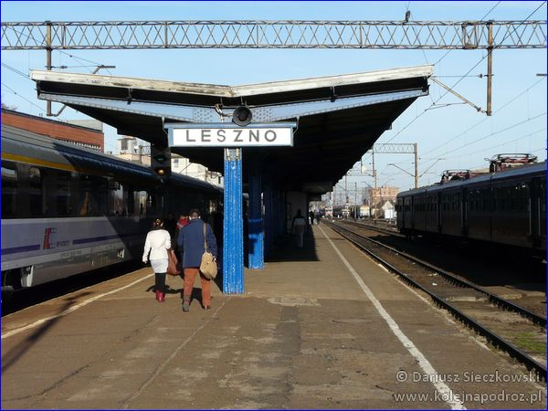 Leszno - dworzec kolejowy