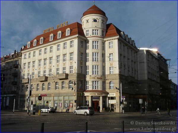 "Wrocław - hotel ""Piast"""