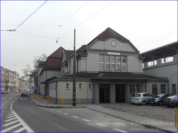 Chorzów Batory - budynek