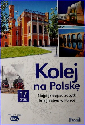 Kolej na Polskę - okładka