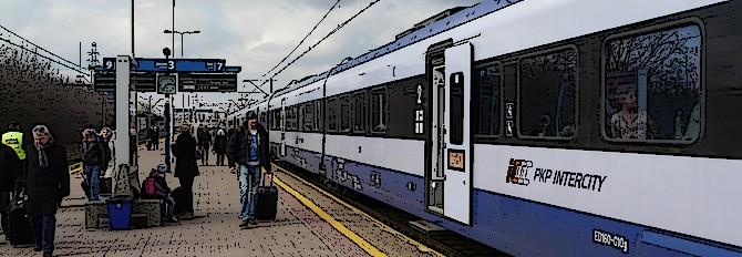 Rower w pociągu – podróż z rowerem koleją po Polsce