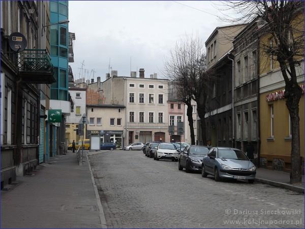 ulica Gimnazjalna