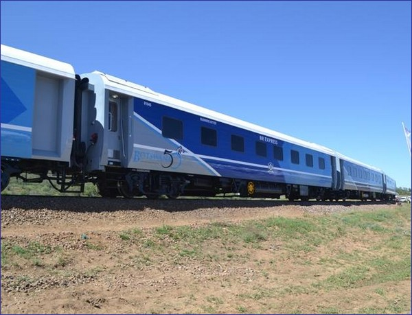 Botswana Railways