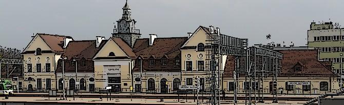 Grodzisk Mazowiecki – dworzec kolejowy