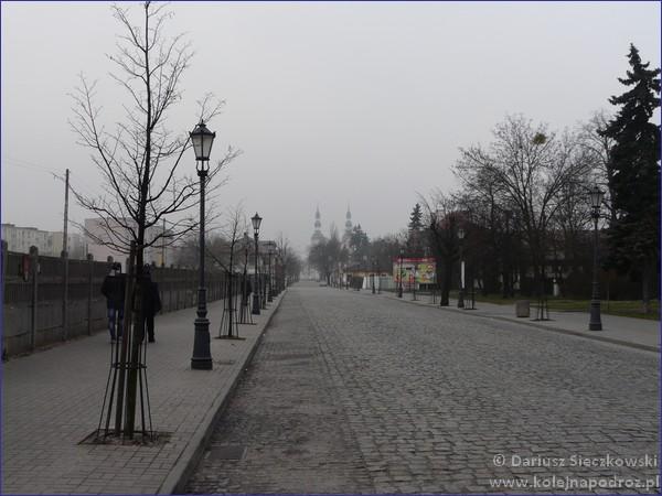 ulica 3 Maja w Łowiczu