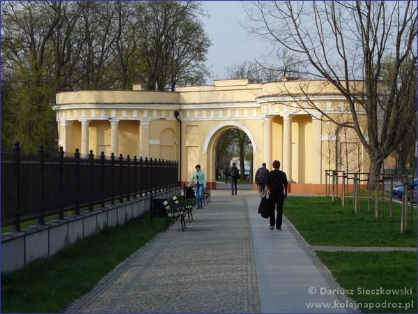 Brama Parkowa w Skierniewicach