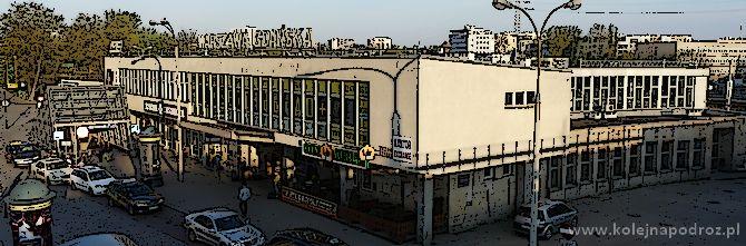 Warszawa Gdańska – dworzec kolejowy