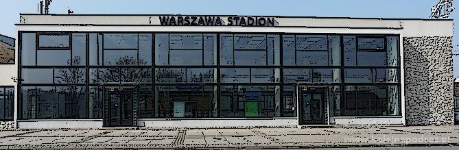 Warszawa Stadion – stacja kolejowa