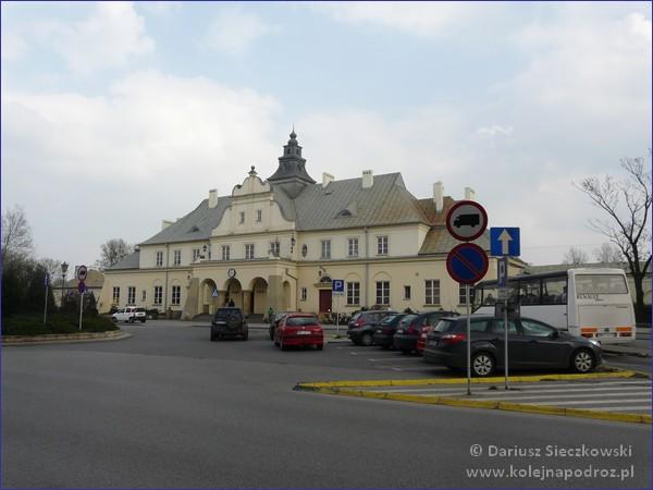 Dworzec w Żyrardowie