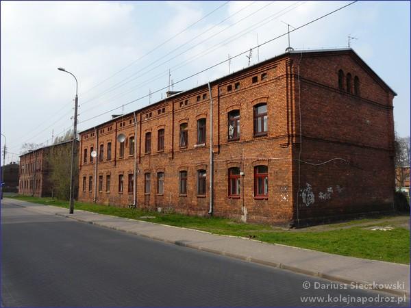 ulica Wyszyńskiego w Żyrardowie