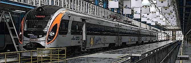 Pociąg Przemyśl – Kijów – informacje