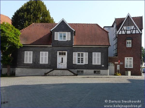 Soest - budynek