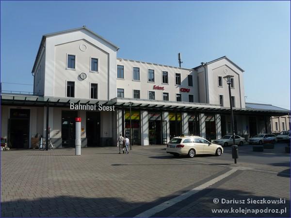 Soest - dworzec kolejowy