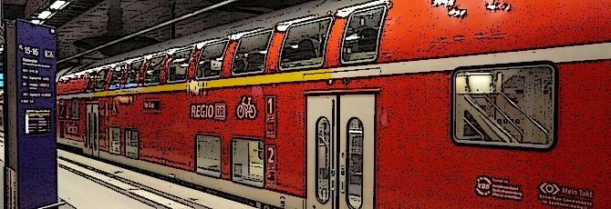 Schönes-Wochenende-Ticket – odkrywaj Niemcy w weekendy