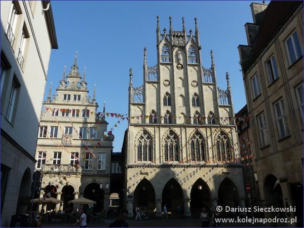 Münster - Stary Ratusz