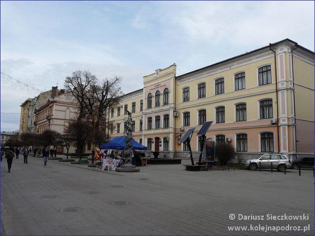 Uniwersytet Medyczny w Iwano-Frankowsku