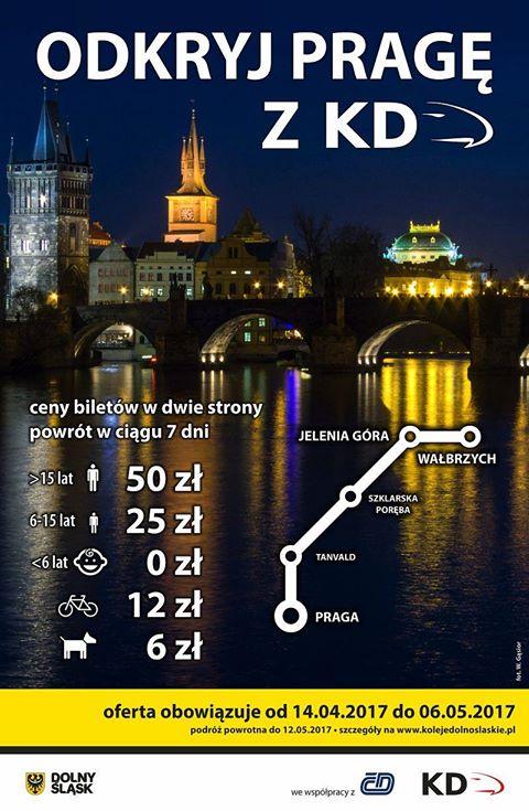 Praga z KD
