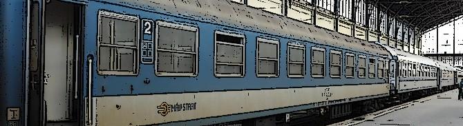 Pociąg Budapeszt – Warna / Burgas (2017)
