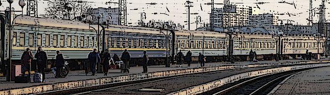 Pociągiem na Ukrainę 2018 – przewodnik