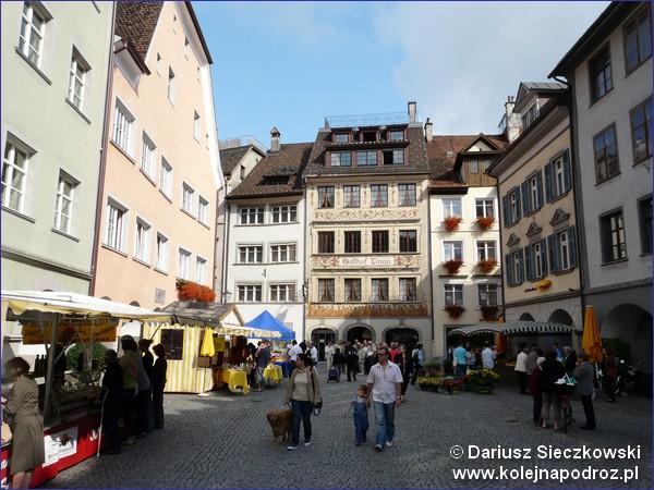 Rynek w Feldkirch