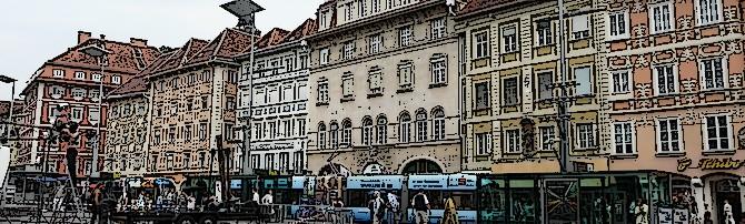 Graz – piękne miasto dla każdego
