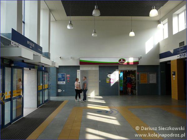 Gorzów Wielkopolski - dworzec kolejowy