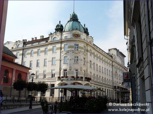 Lublana - hotel Union