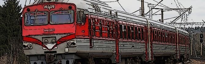 Pociąg Wilno – Dyneburg