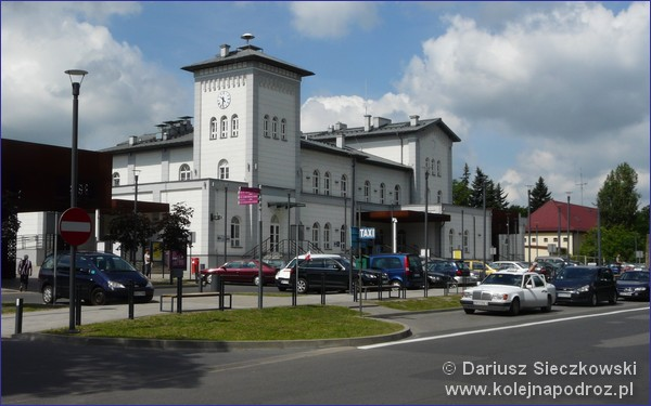 Kutno - dworzec kolejowy