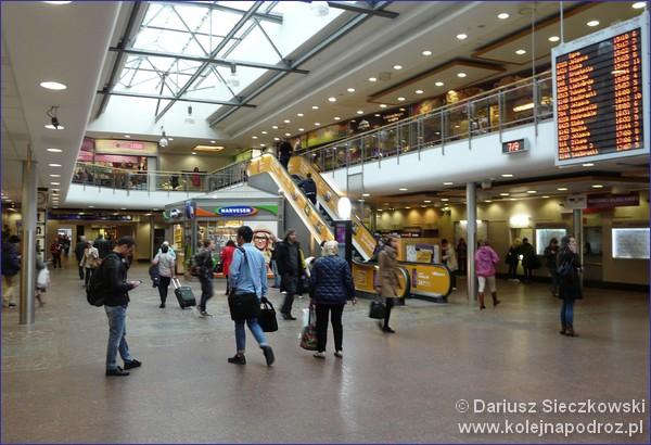 Dworzec w Rydze