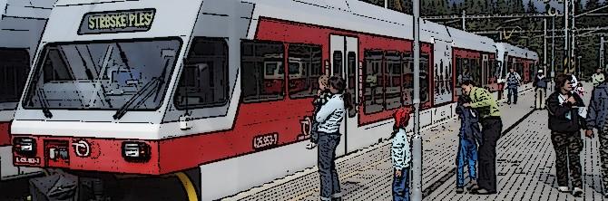 Tatrzańskie Koleje Elektryczne – przewodnik (akt. 09.2019)