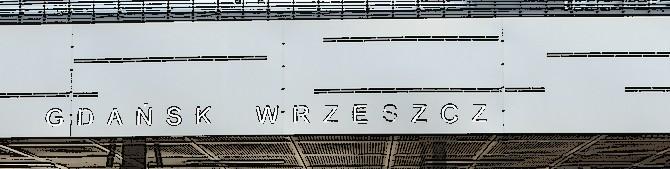 Dworzec kolejowy Gdańsk Wrzeszcz