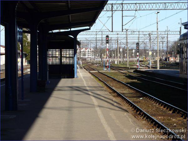 Dworzec w Elblągu