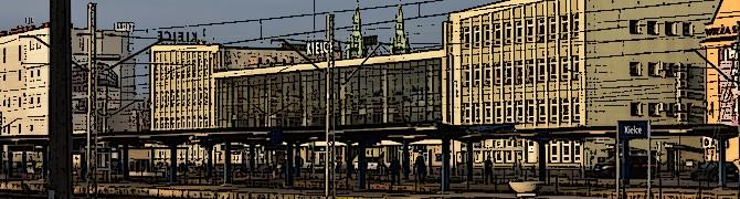 Dworzec kolejowy w Kielcach – informacje