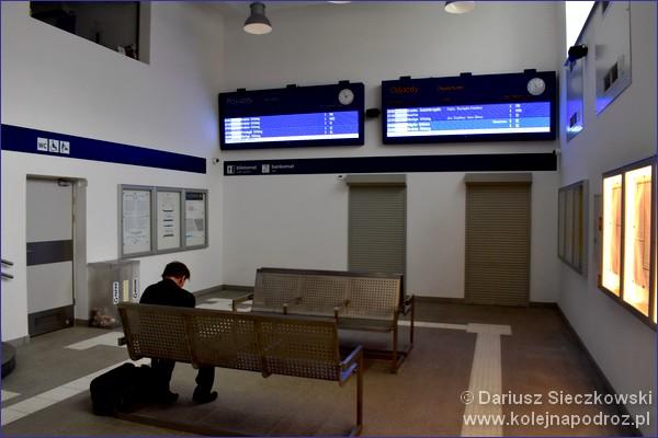 Miechów - dworzec