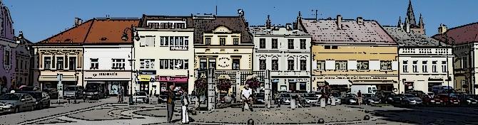 Vysoké Mýto – przyjemne czeskie miasteczko