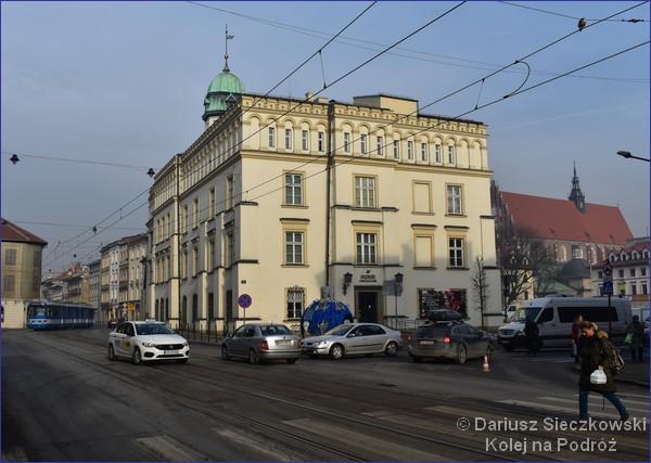 Kraków - Plac Wolnica