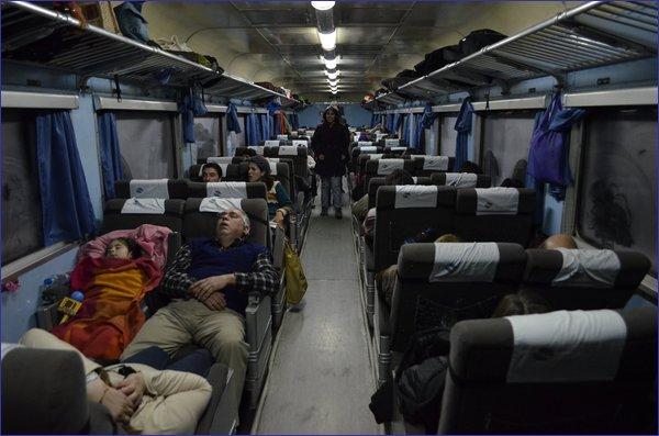 Chile pociąg