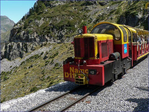 Train d Artouste