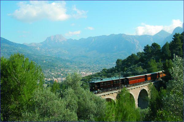 Majorka pociąg