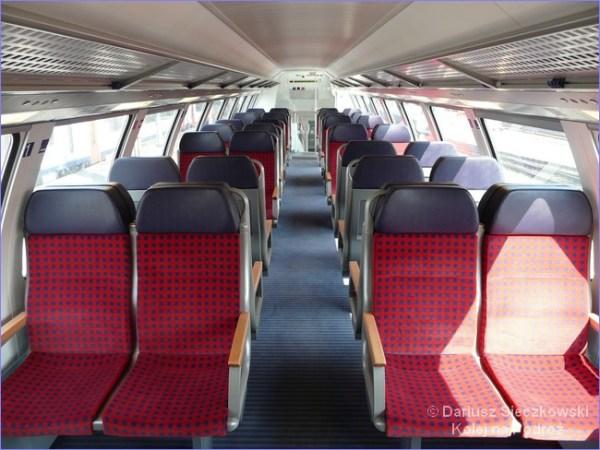 Luksemburg pociąg