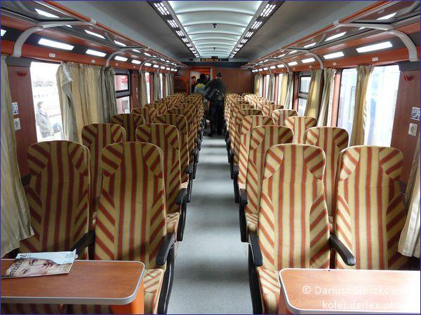 Rumunia pociąg IC