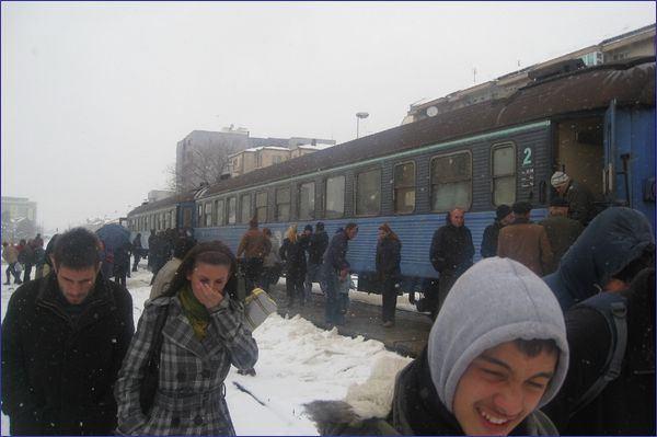 Kosowo wagon