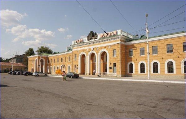 Tyraspol dworzec