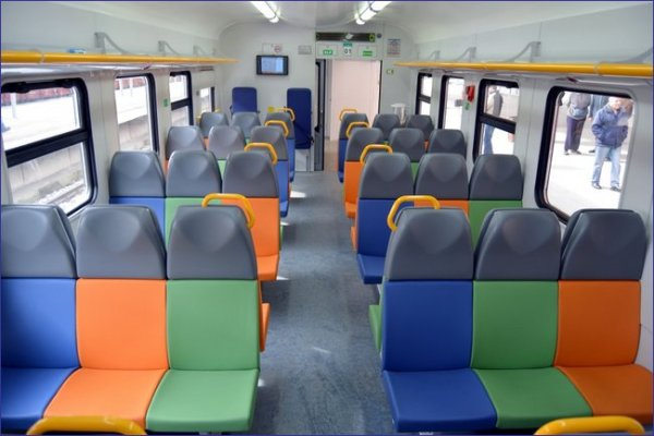 Pociąg South Caucasus Railway