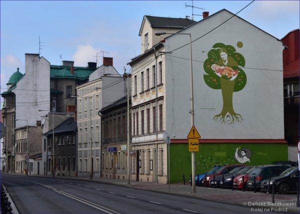 Irena Sendlerowa Mural